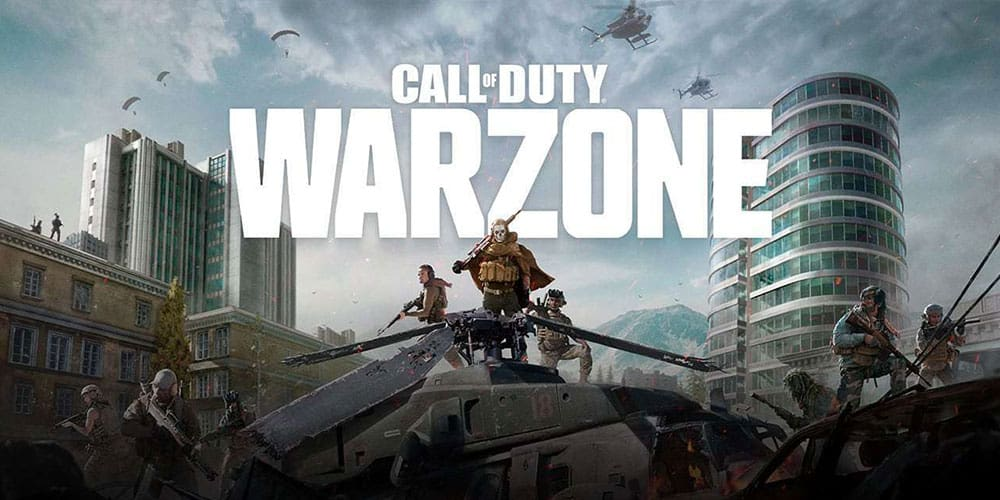¿Puedo ejecutar Call of Duty Warzone?